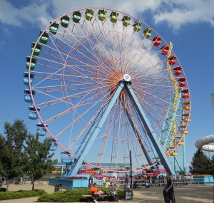 Ferris wheel articles