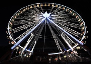 observation wheel leeds
