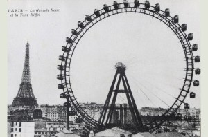 grande roue de paris wheel