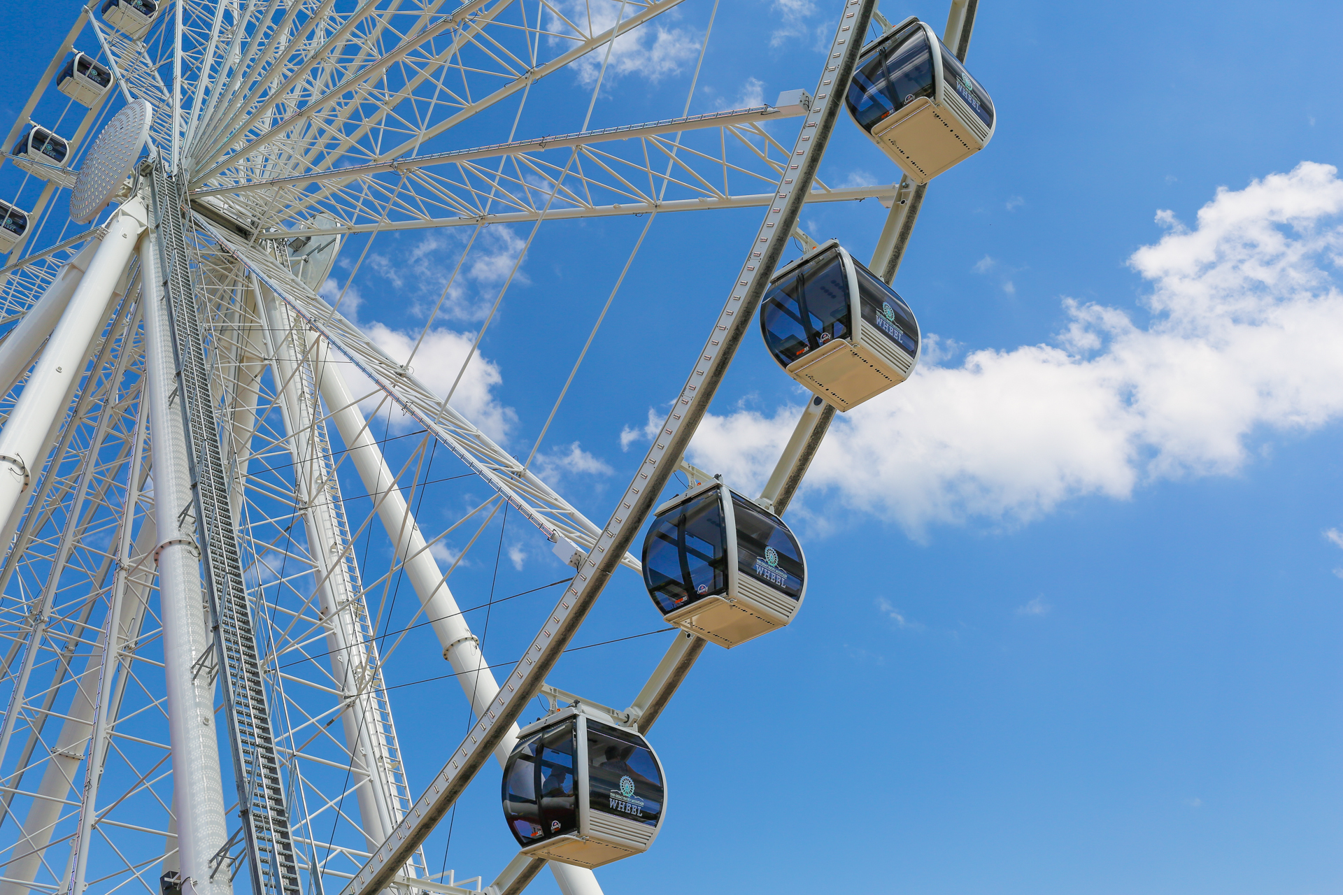 Great smoky mountain skywheel pictures