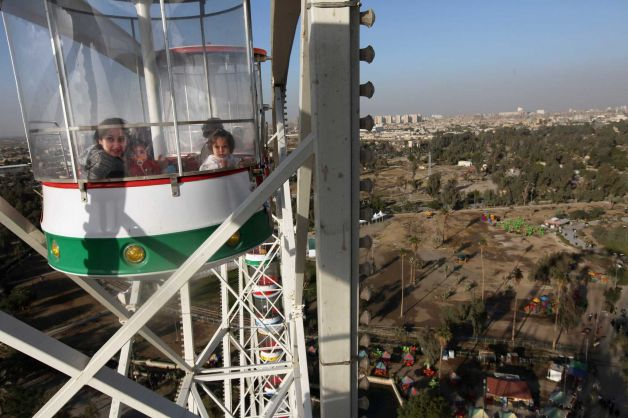 baghdad eye ferris wheel