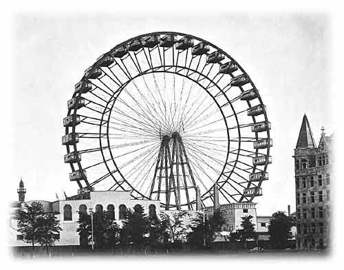 ferris wheel history