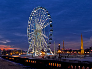 roue de paris wheel