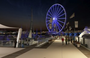 the capital wheel rendering