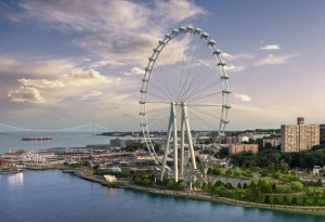 observation wheel design